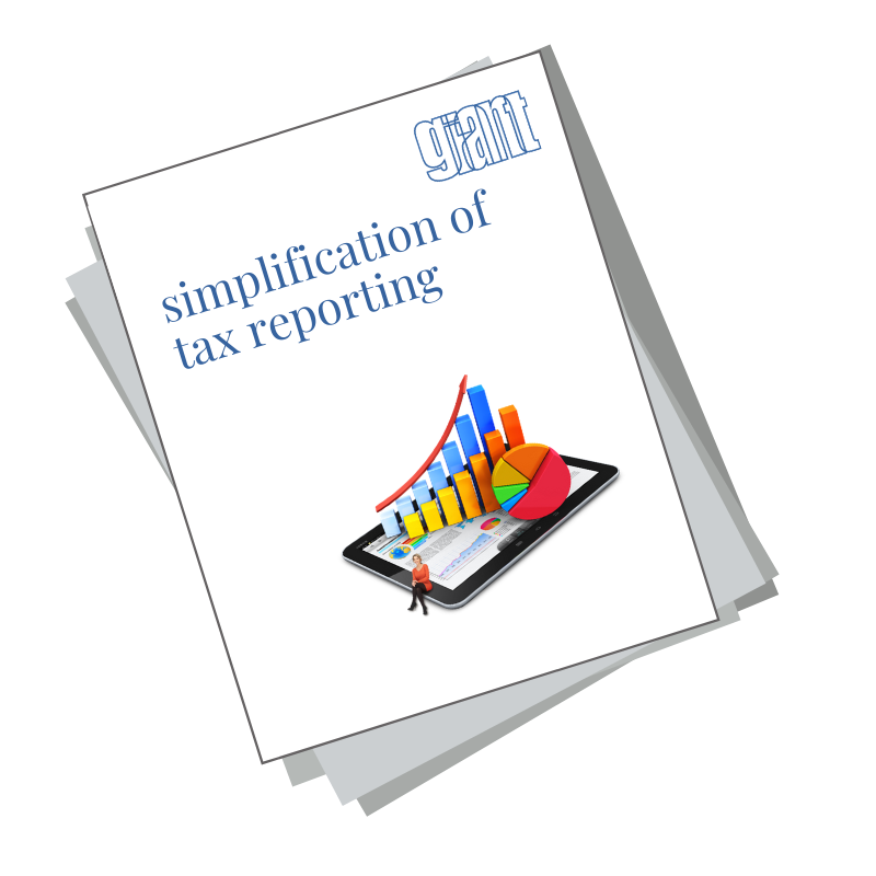 simplification of tax reporting